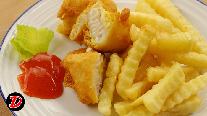 Resep Fish & Chips