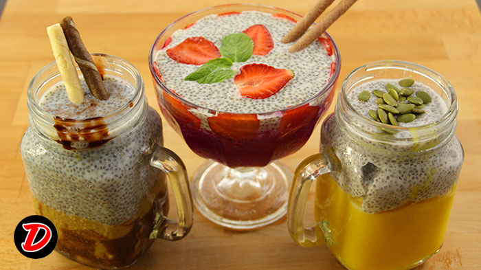 3 Resep Puding Sehat